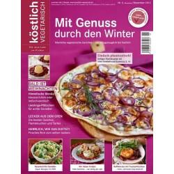 köstlich vegetarisch - Mit Genuss durch den Winter (Ausgabe 06/2012)