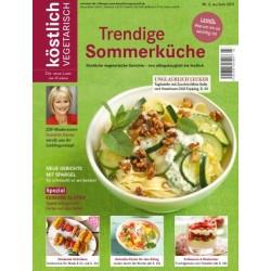 köstlich vegetarisch - Trendige Sommerküche (Ausgabe 03/2011)