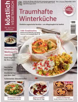 Traumhafte Winterküche