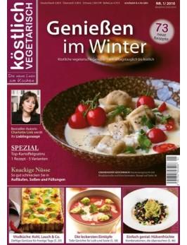 köstlich vegetarisch - Genießen im Winter (01/2010)