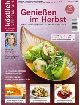 köstlich vegetarisch - Genießen im Herbst (05/2010)