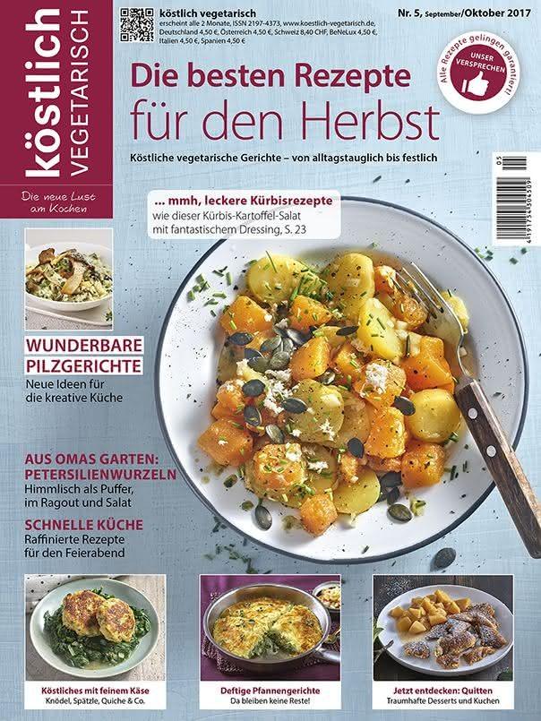 Wintergemüse-Lasagne | Blog Köstlich Vegetarisch