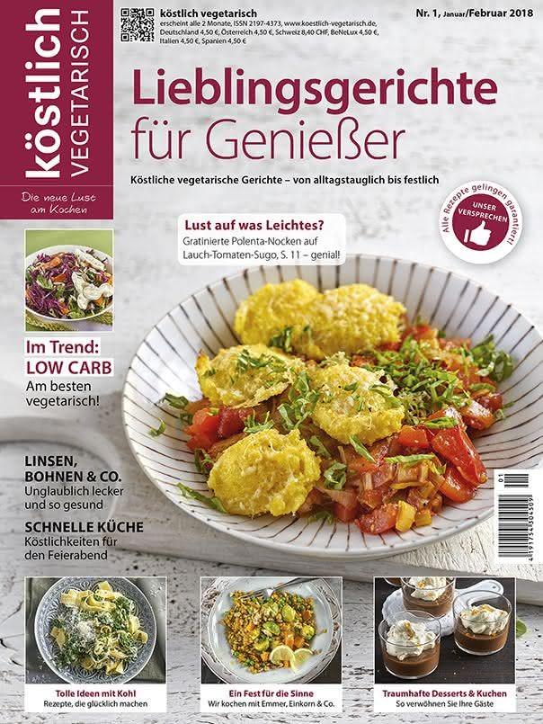Lecker Zeitschrift Abo 24 in meiner küche zeitschrift abo bilder landgenuss naturlich