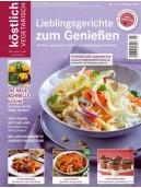 köstlich vegetarisch - Lieblingsgerichte zum Genießen (Ausgabe 01/2013)