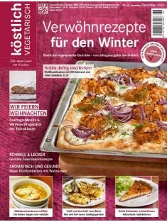 köstlich vegetarisch - Verwöhnrezepte für den Winter (Ausgabe 06/2013)